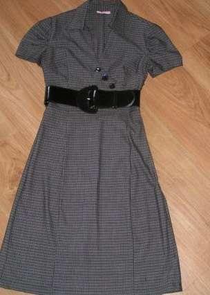 Платье хлопок р.42