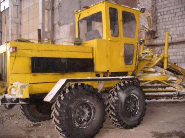 Автогрейдер ДЗ-122 б/у с предпродажной подготовкой