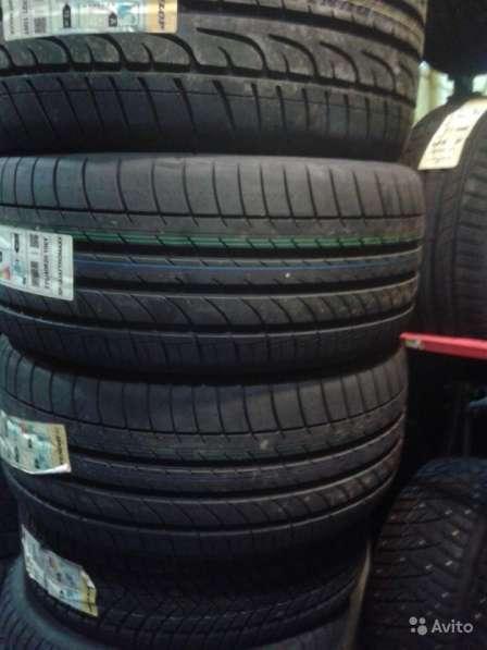 Новые немецкие Dunlop 275 40 R20 Quattro Maxx