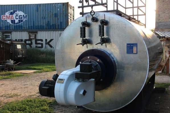 Паровой котел тип Е-3,0-0,9ГМ