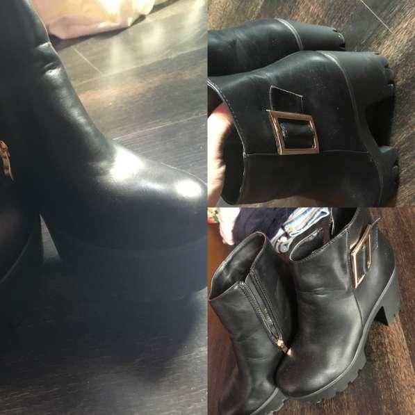 Брендовая обувь (пакетом)
