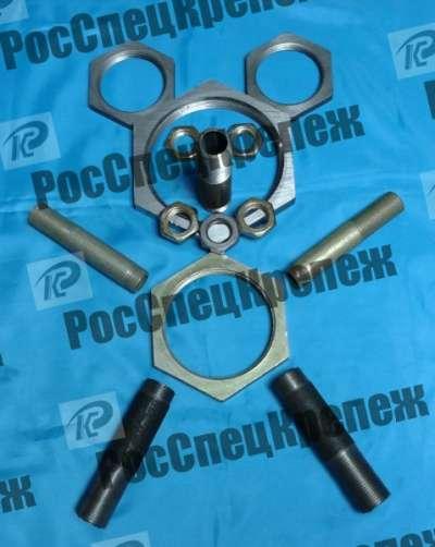 Крепежные изделия от производителя ГОСТ