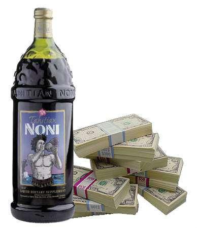 Cок Нони (TAHITIAN NONI™)