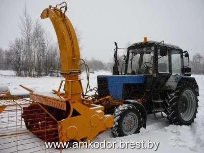Снегоочиститель Амкодор ОФР-200.1
