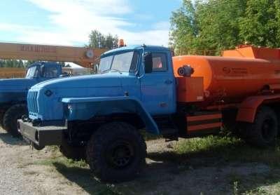 Грузовой автомобиль УРАЛ АТЗ-10