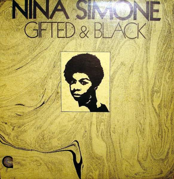 Nina Simone ‎- Gifted & Black