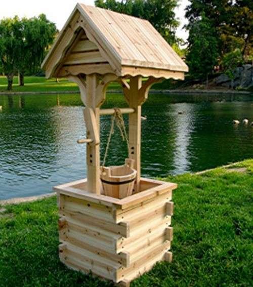 Изготавливаем деревянные колодцы в Ростове-на-Дону фото 4