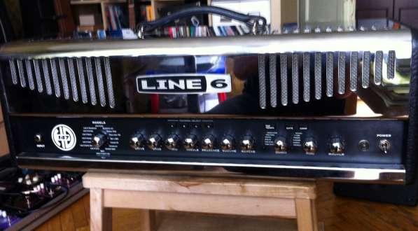 Усилитель Lline 6 HD147