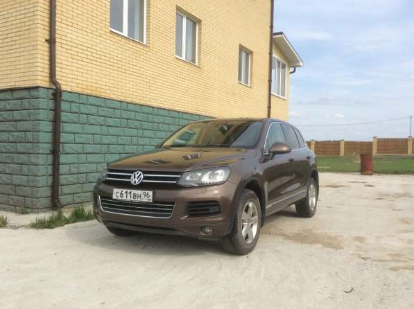 Volkswagen, Touareg, продажа в Екатеринбурге в Екатеринбурге