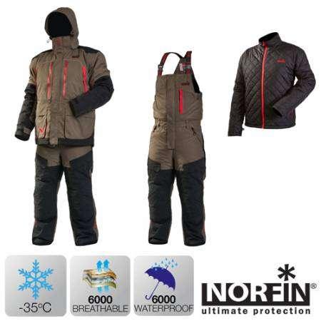 Продаю костюм зимний Norfin Extreme IV