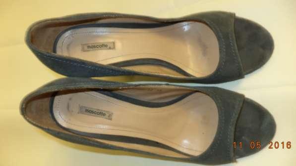 Женские туфли р-39 Mascotte