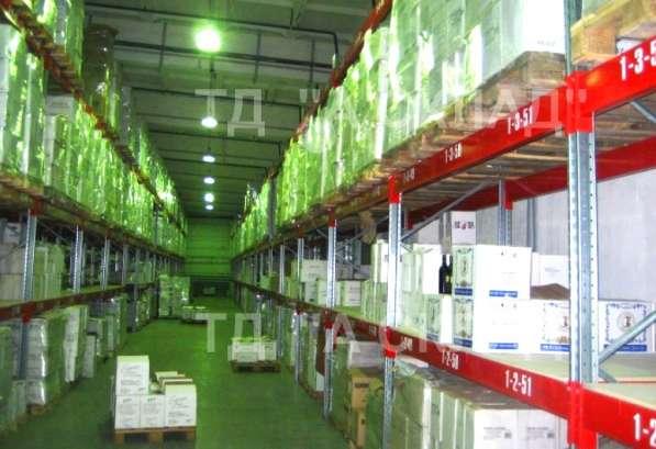 Фронтальные стеллажи для склада в Нижнем Новгороде фото 4