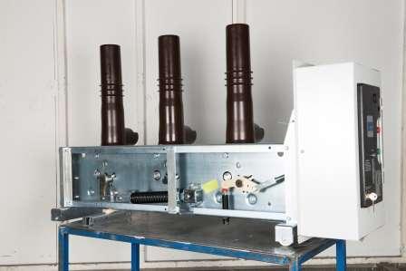 Элегазовый автоматический выключатель