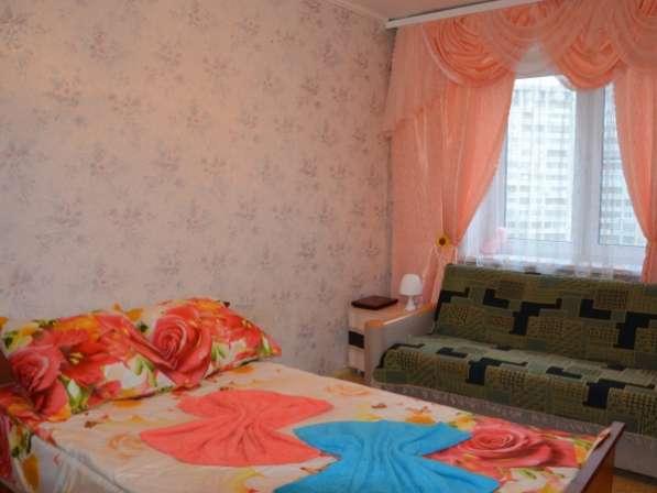 Сдам комнату в трехкомнатной квартире