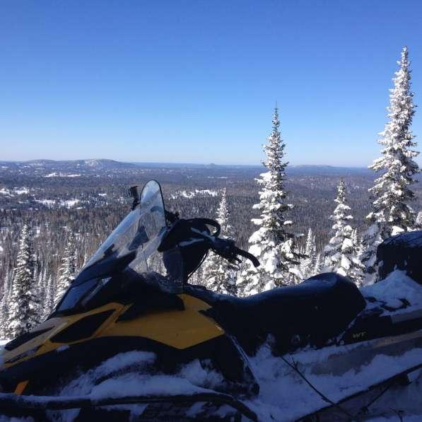 Ремонт снегоходов. Снегоходный туризм