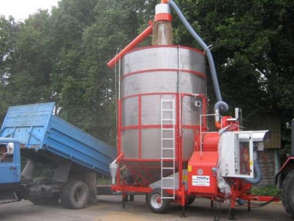 Зерносушильное оборудования Fratelli Pedrotti