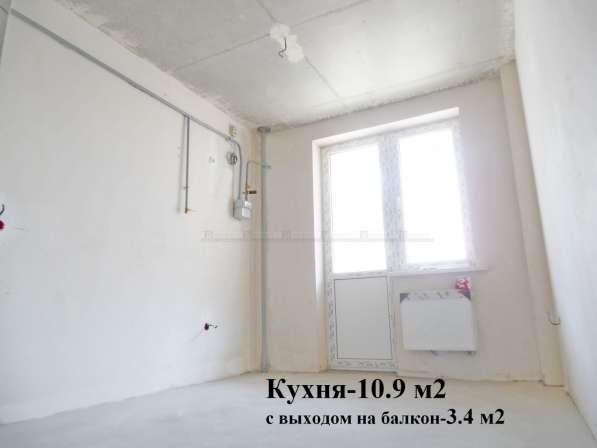 Продажа 2-комнатная квартира в ЖК в Анапе фото 8