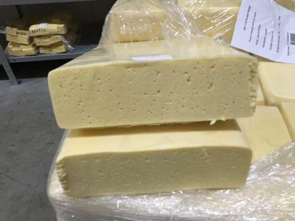 Сыр Tilziter Евроблок 15 кг
