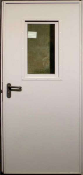Дверь противопожарная EI-60 однопольная