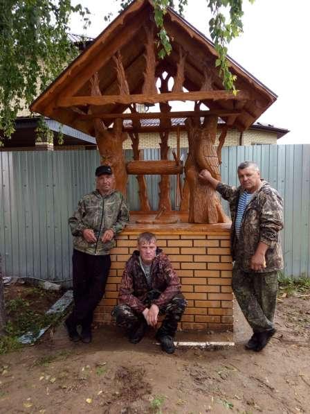 Резьба по дереву в Иванове фото 10