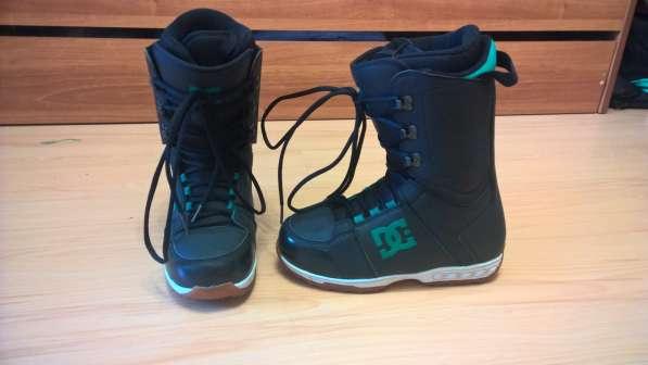 Ботинки DC Rogan