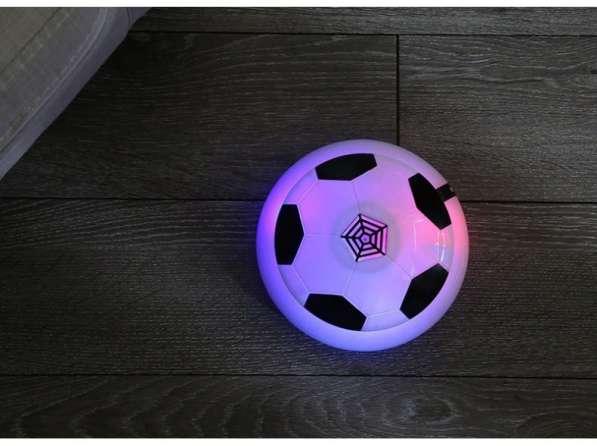 Hoverball - аэрофутбол