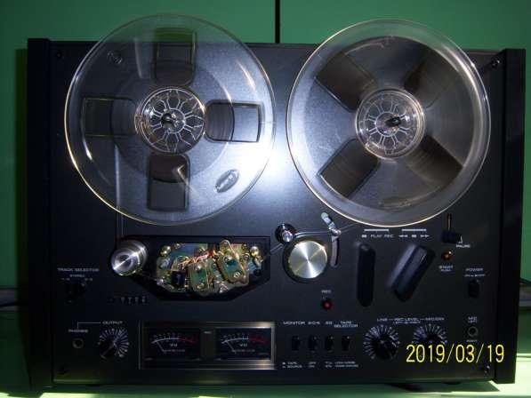 Магнитофон AKAI GX4000D бобинник, катушечный, Япония,220v в Екатеринбурге фото 5