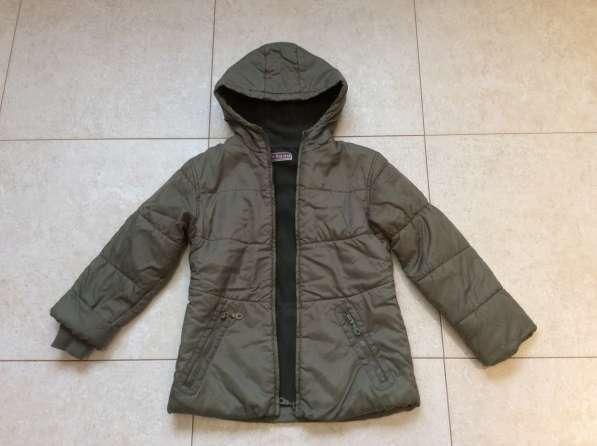 Куртка для девочки, размер 122-128