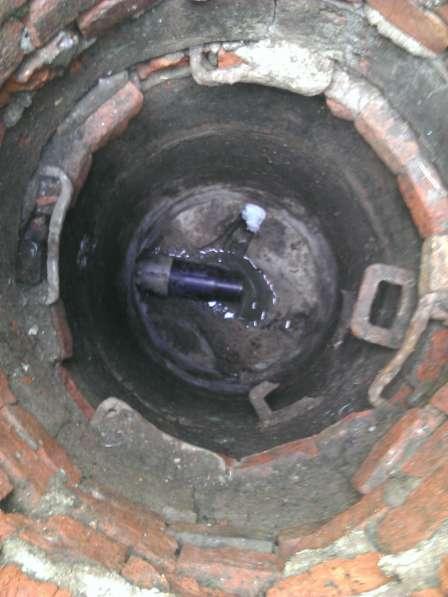 Бестраншейная замена канализации и водостоков, выпусков в Москве фото 12