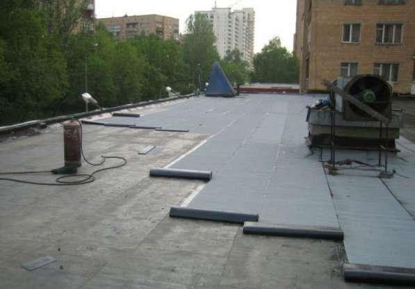 Надежный ремонт кровель гаражей, сооружений