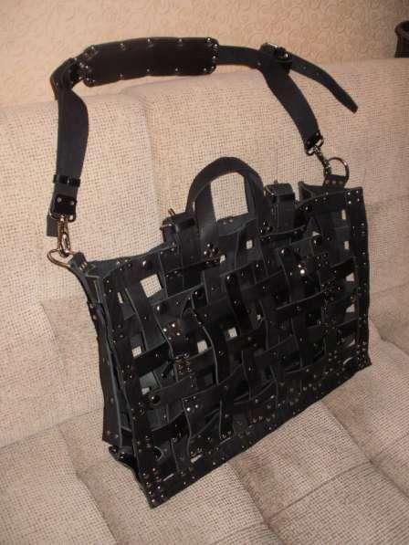 Кожаные сумки (подсумки) в Москве фото 10