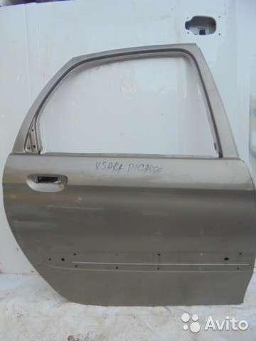 Citroen Xsara Picasso дверь задняя правая