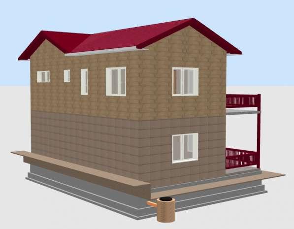 Строительство частных домов в Феодосии фото 4