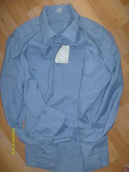 Мужская форменная рубашка в Ялте