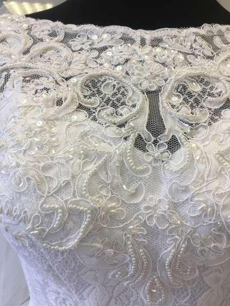 Новое свадебное платье в Москве фото 4