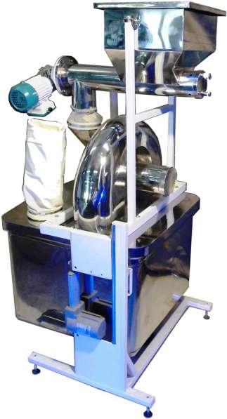 ИД-199Юниор – модуль измельчения лабораториям и опытным прои