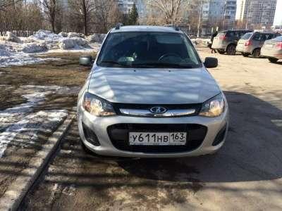 автомобиль ГАЗ 2194 Kalina