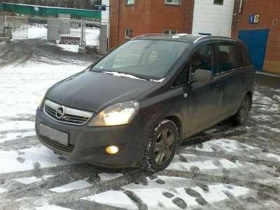 автомобиль Opel Zafira