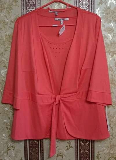 Блузка для пышных дам BARTELLI