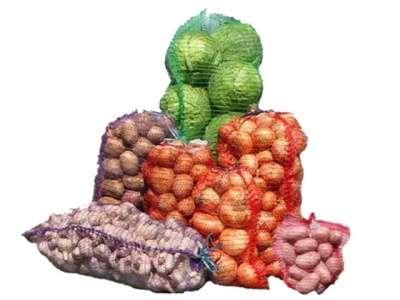 Сетки для овощей и фруктов
