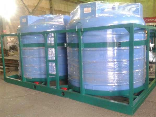 Емкости пластиковые для перевозки воды и других растворов в Самаре фото 7