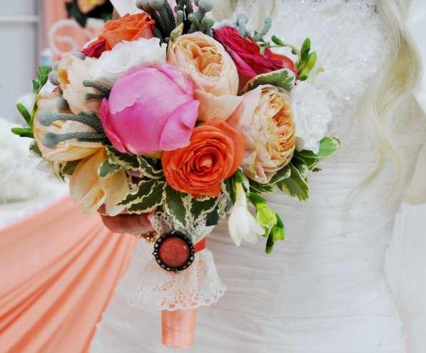 Красивое оформление свадеб