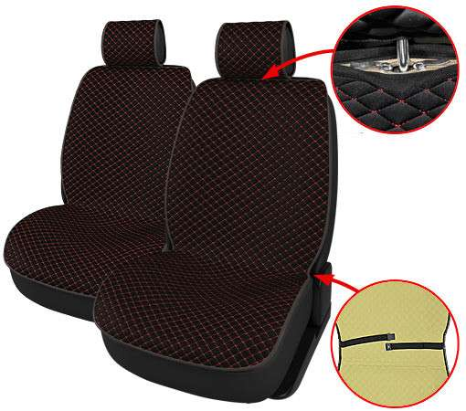 Антискользящие накидки на сиденья автомобиля
