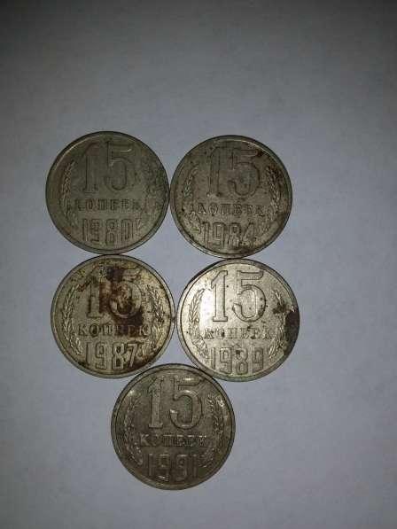 Коллекция монет в фото 14