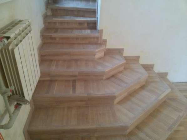 Реставрация лестниц в Нижнем Новгороде