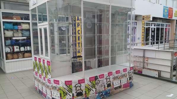 Павильон в торговом центре