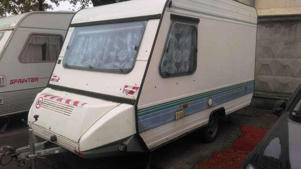 Прицеп-Дом-Дача Адрия Оптима 380 Макс. масса 850 кг