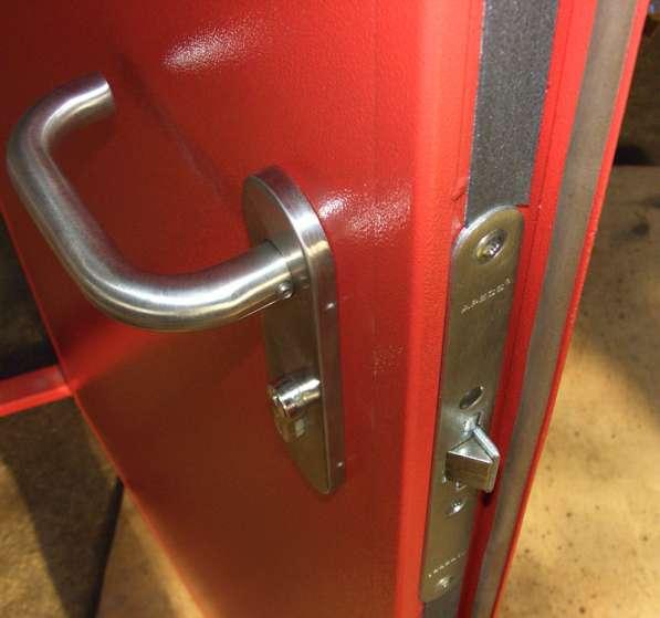 Противопожарные двери ЯрМет качество и надежность!