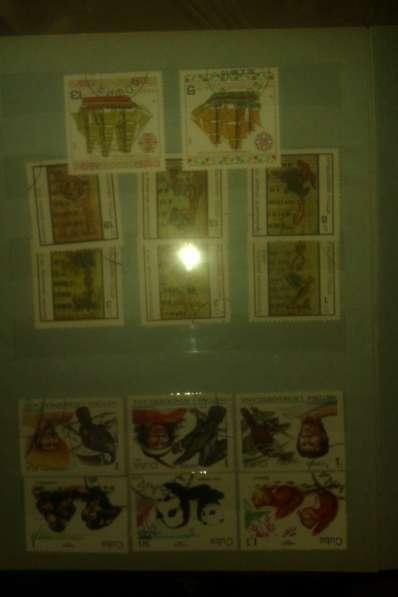 Продам старые почтовые марки