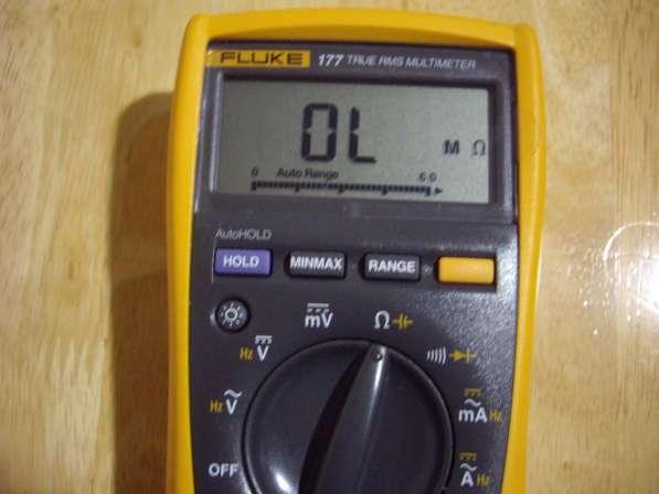 Мультиметр Fluke 177 в Челябинске фото 4